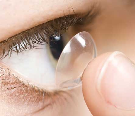 Contact Lenses Vision Care